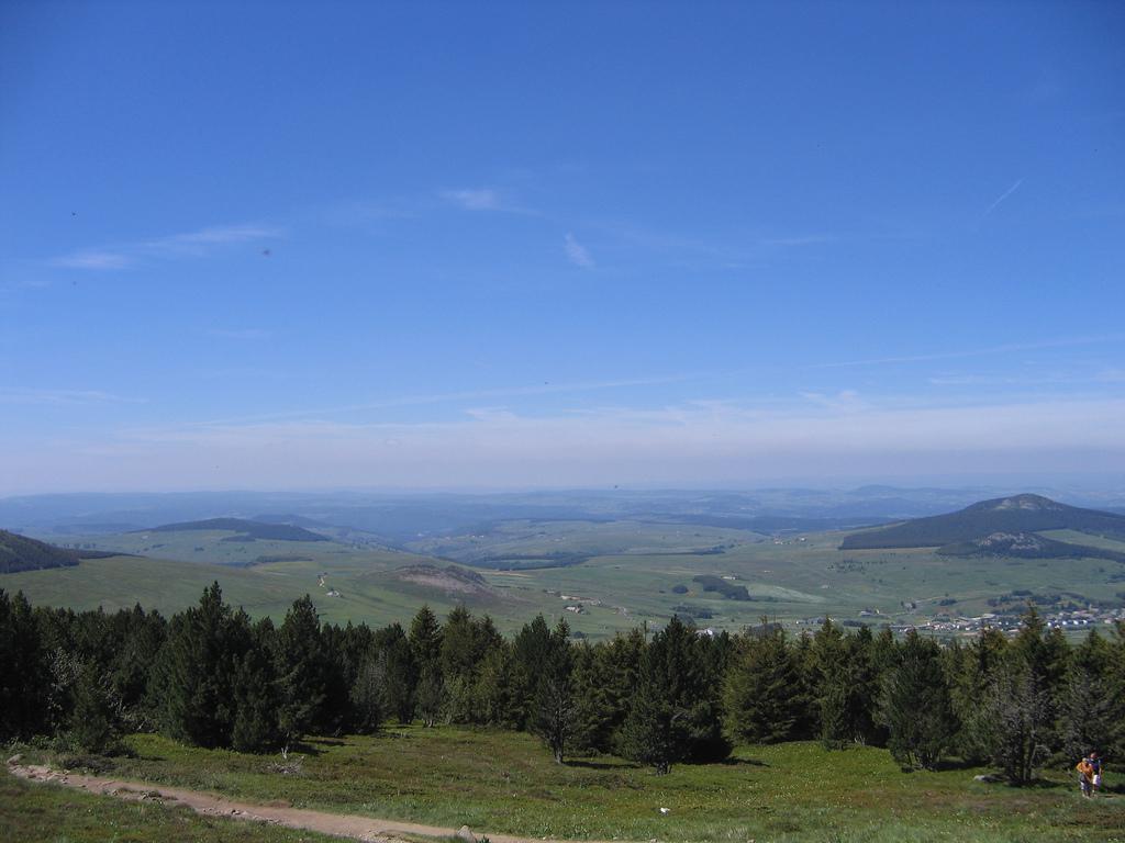 Panorama au Chambon-sur-Lignon
