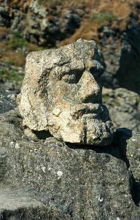 Image : Rochers sculptés