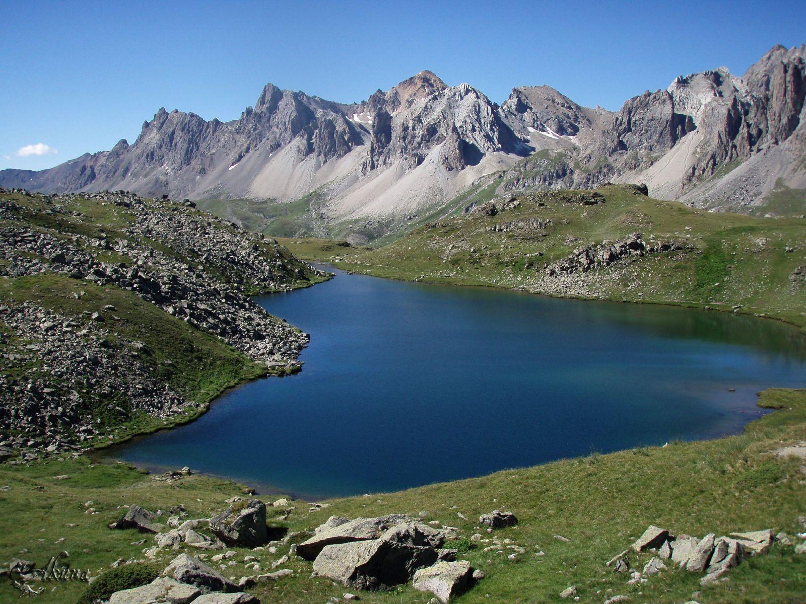 Site naturel du Mont-Thabor_Modane