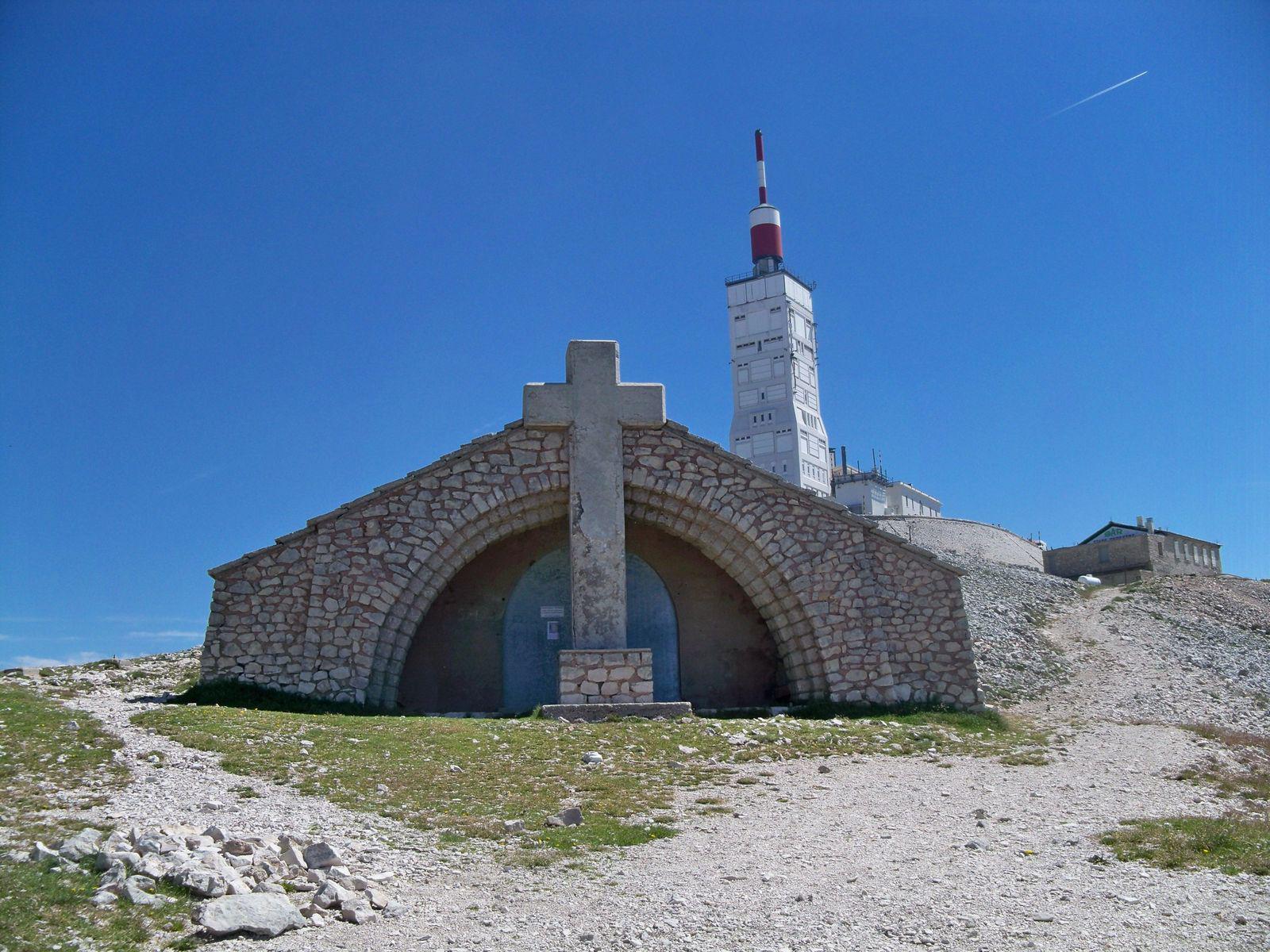 Sommet du Mont Ventoux_Sault