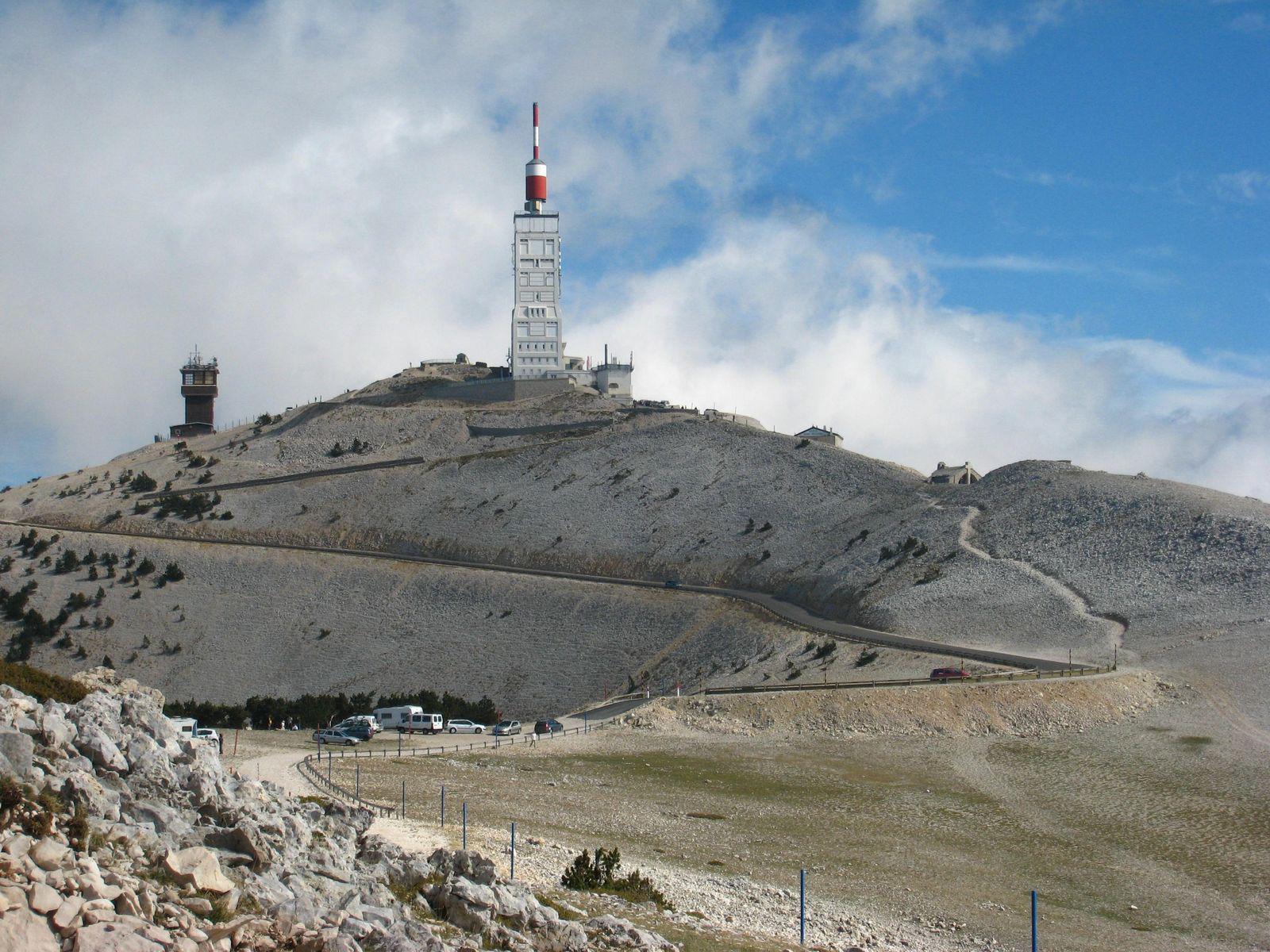 Sommet du Mont Ventoux_Sault (2)