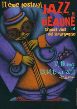 festival jazz à Beaune