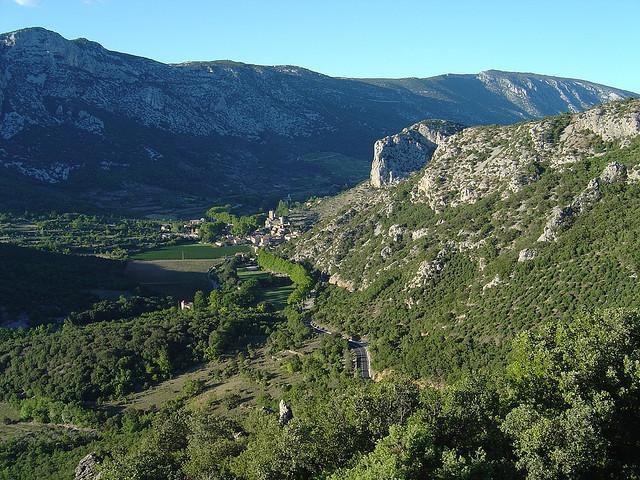 Image : Vallée de la Bueges