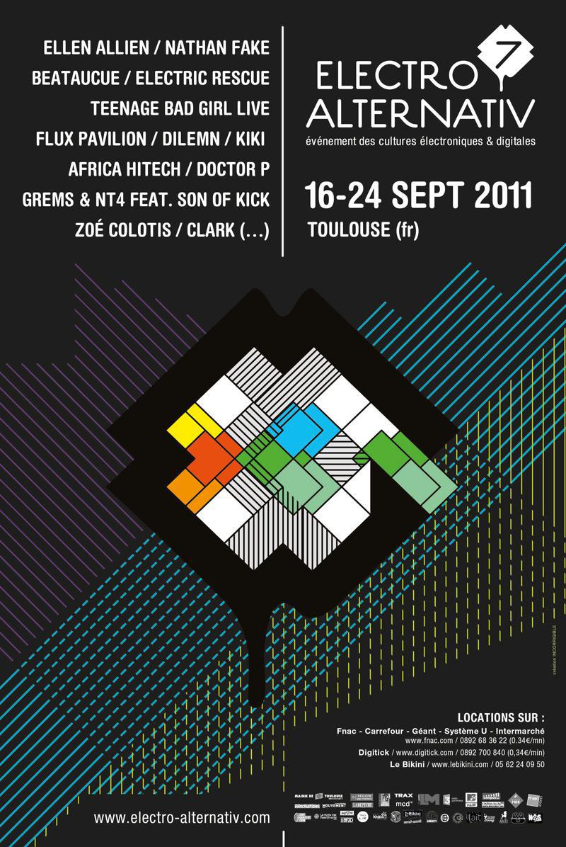 Image : Festival Electro Alternativ