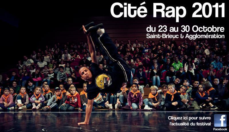 Image : Festival Cité Rap