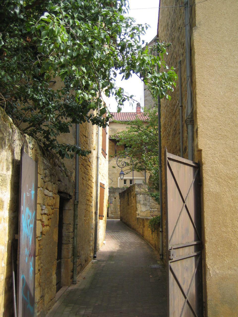 Le village de Gourdon, dans le Lot (1)