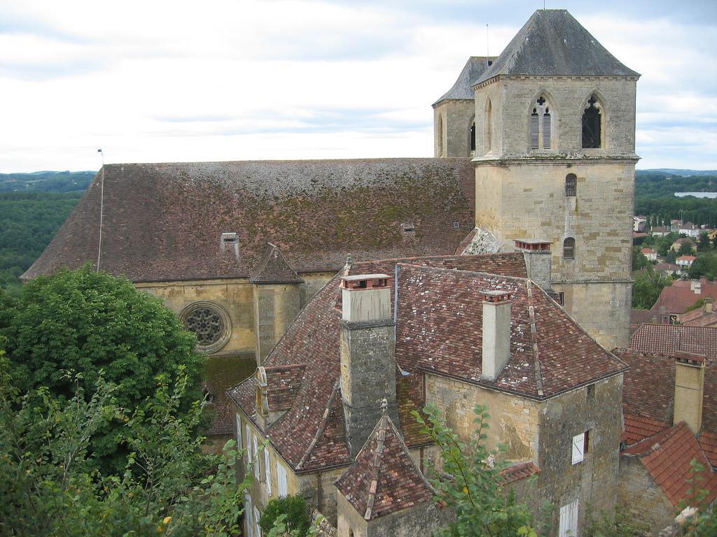 L'Eglise de Gourdon, Lot