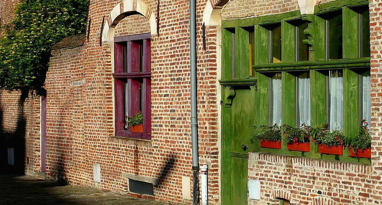 Dans le vieux Lille