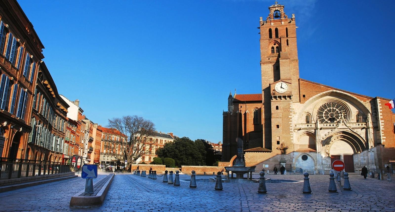 Image : Cathédrale Saint-Etienne de Toulouse