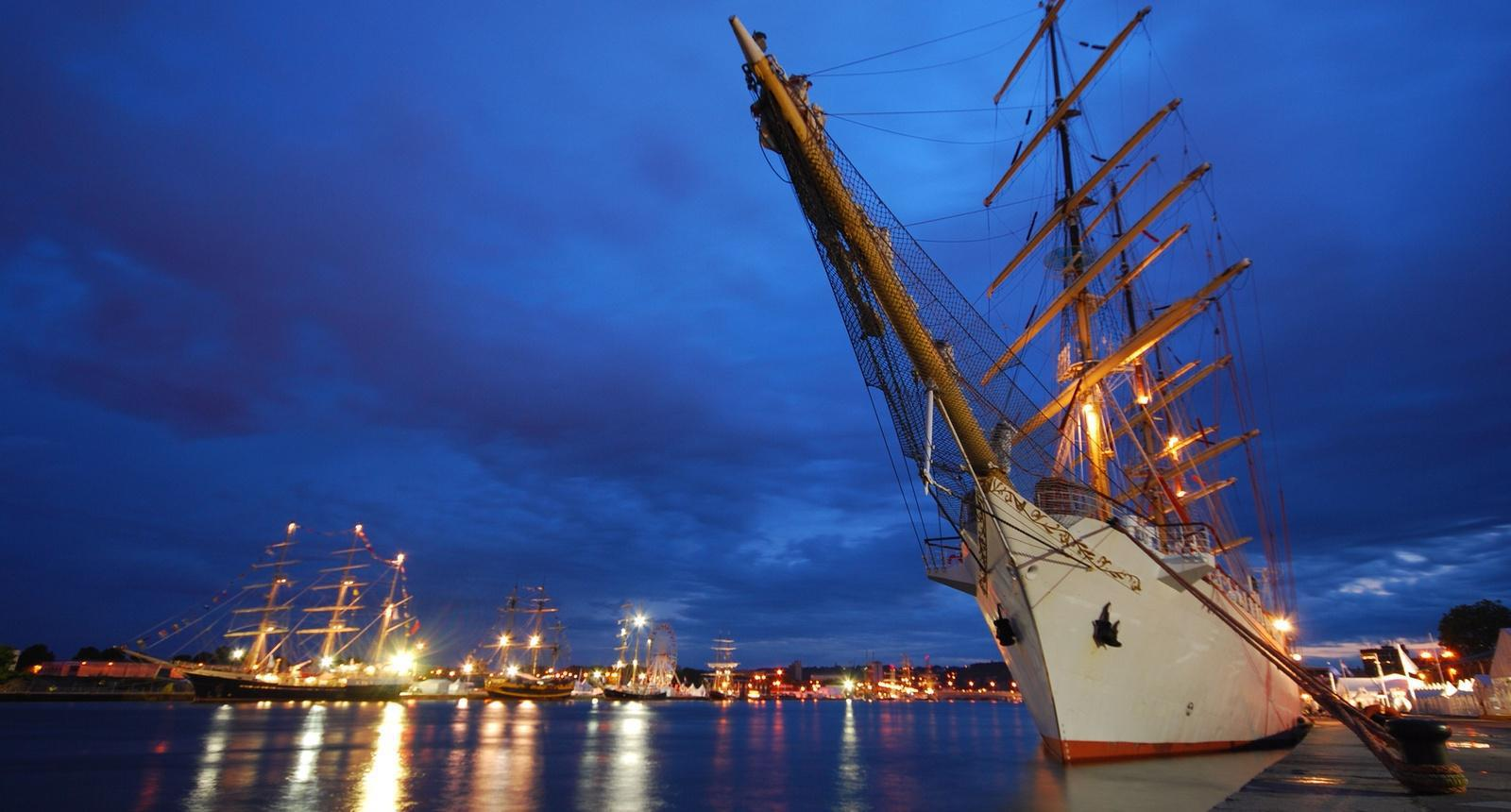 L'Armada de Rouen, fantastique rassemblement de voiliers