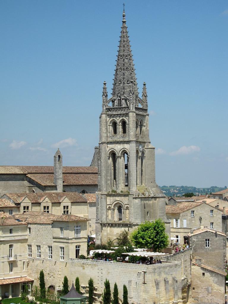 Image : Église monolithe