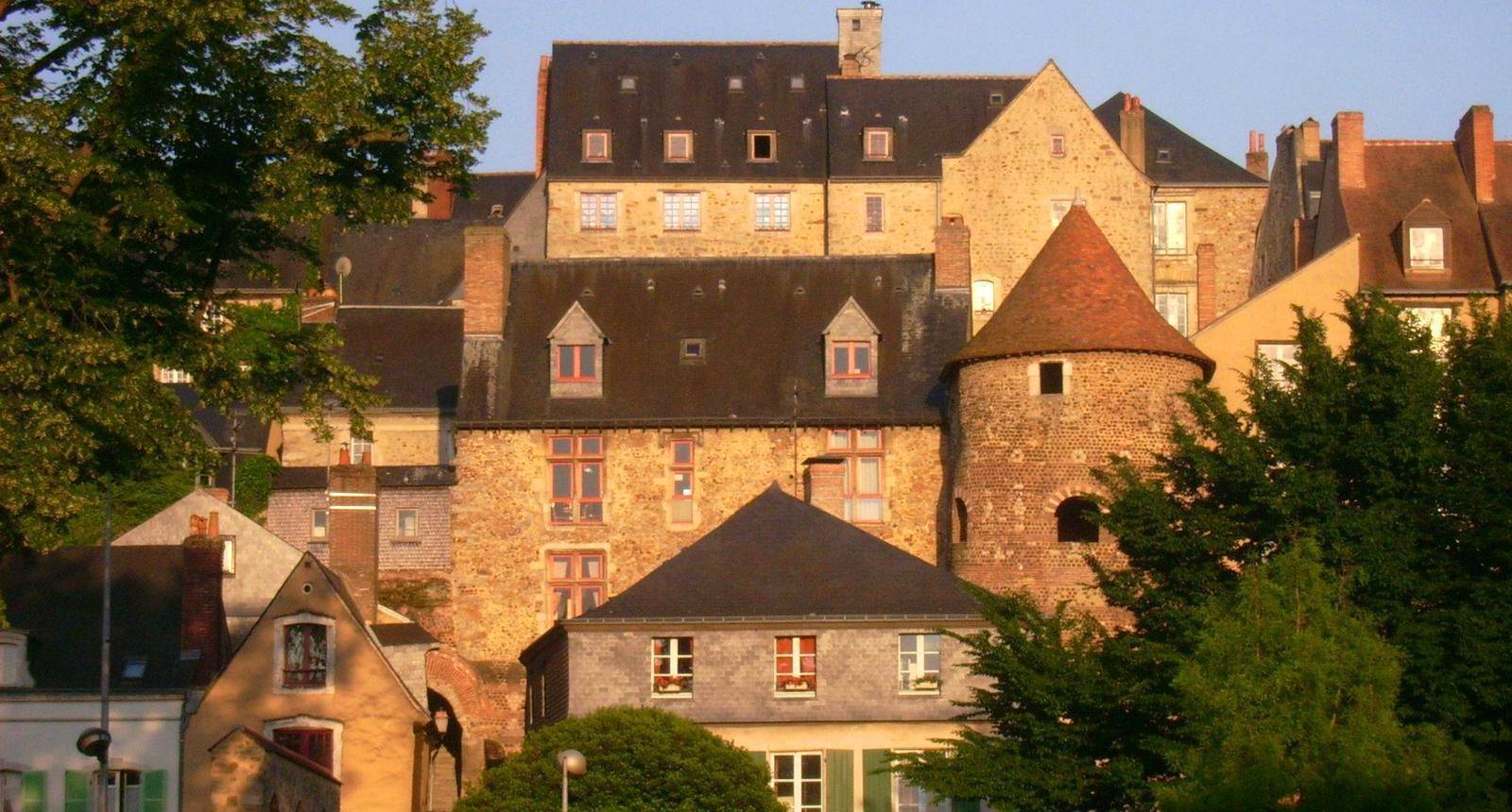La Cité Plantagenêt, vieille ville du Mans