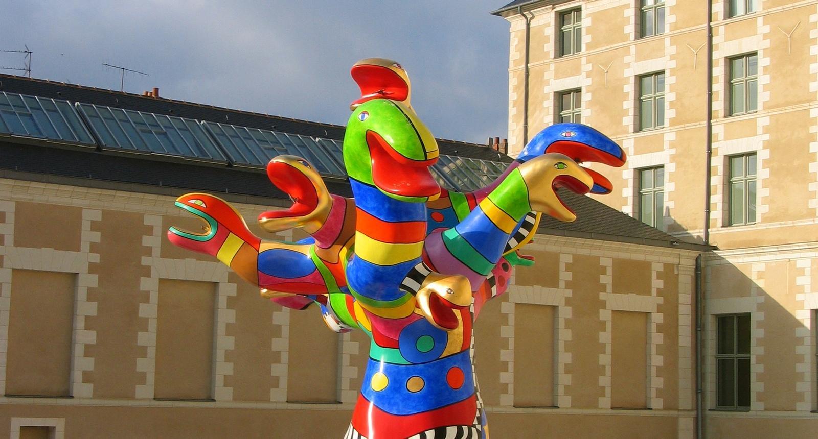 Angers, le Musée des Beaux-Arts