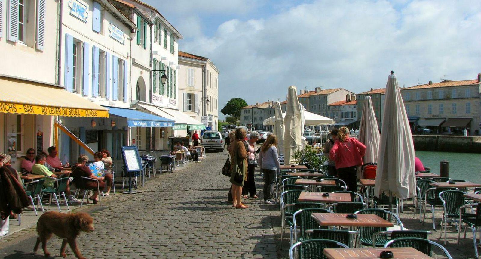 Quai de La Rochelle