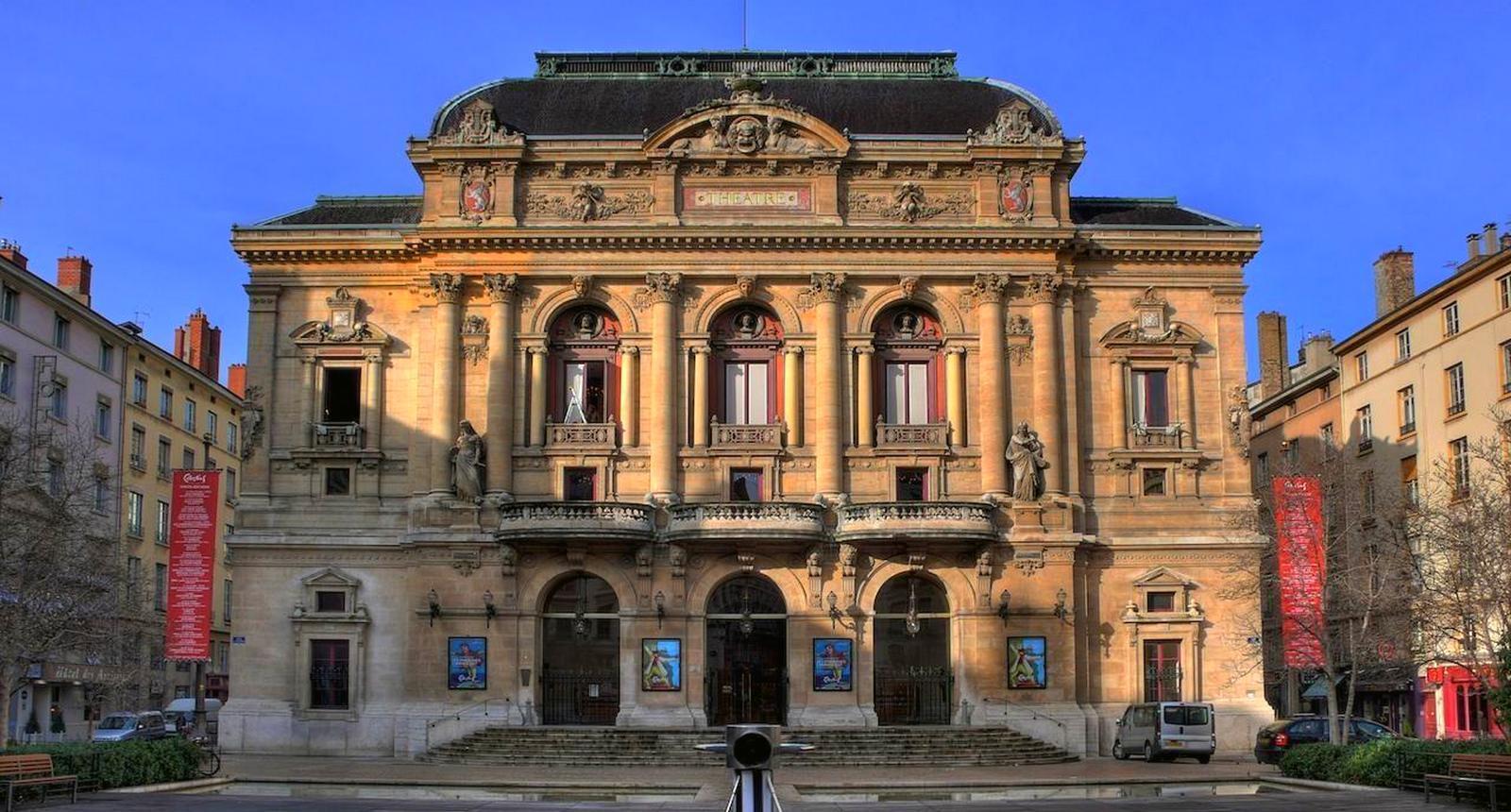 Le théâtre des Célestins, Lyon