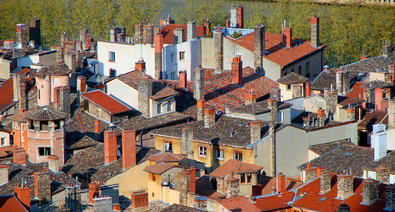 Toits du Vieux Lyon