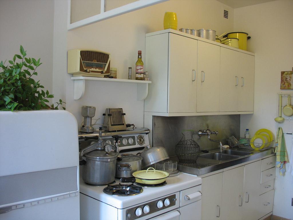 Appartement témoin la cuisine