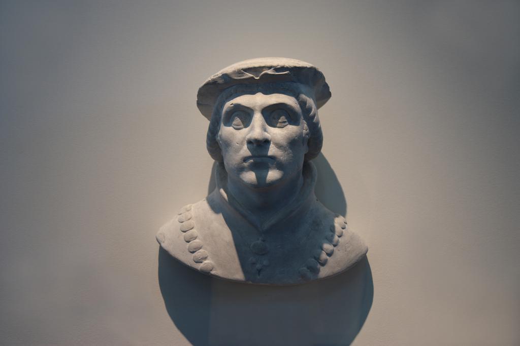 musée de l'ancien évêché - buste de Humbert Ier