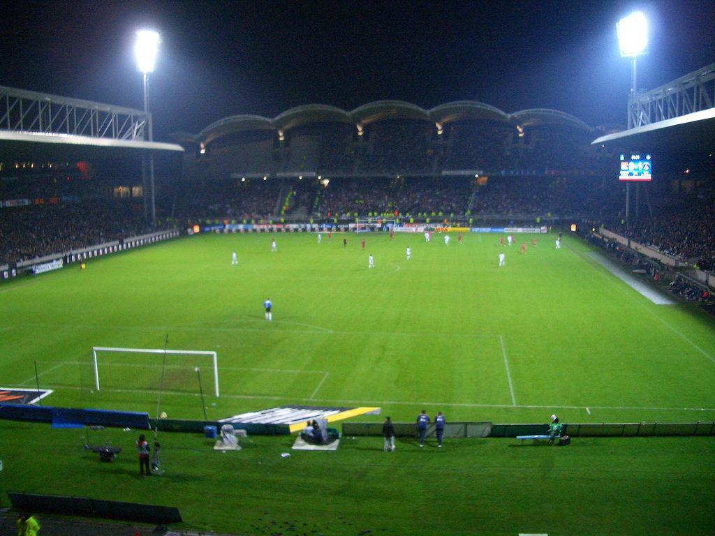 Stade de Gerland (1)