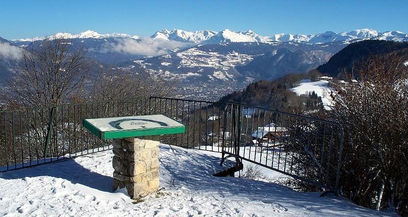 Belvédère du Faucigny_Mont-Saxonnex