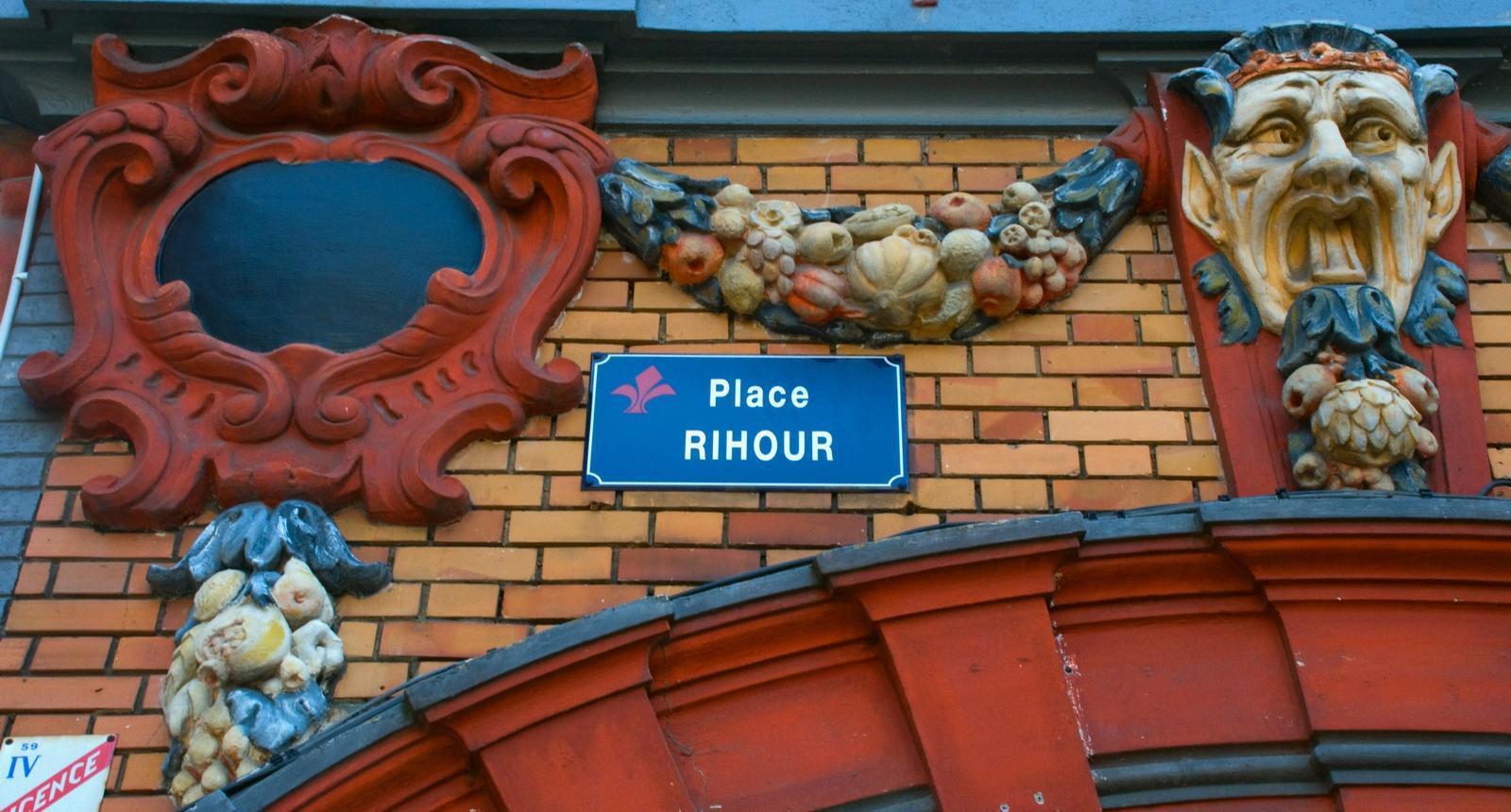 Vieux Lille, Place Rihour
