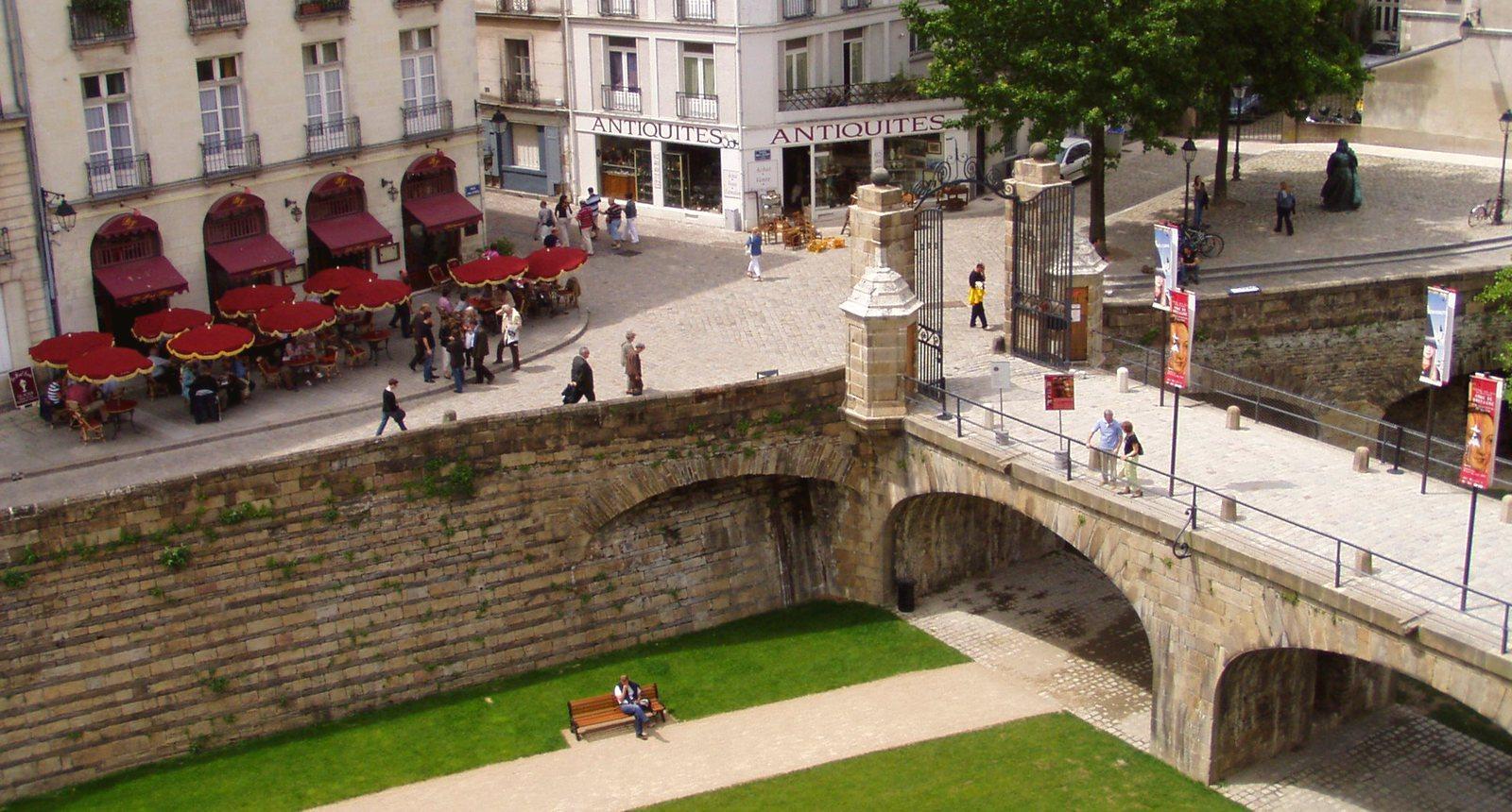 Nantes, le Château des Ducs de Bretagne