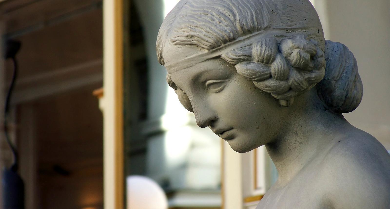 Statue Passage Pommeraye, Nantes
