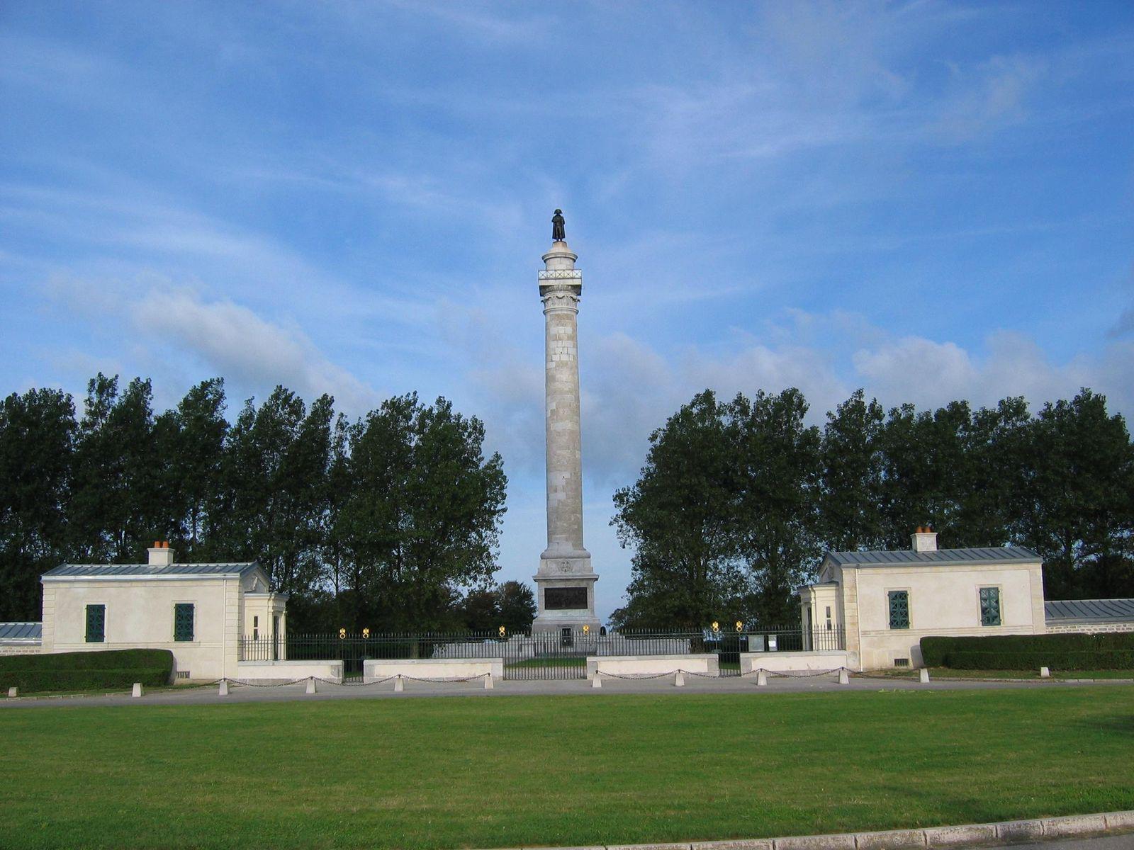 Panorama de la colonne de la Grande Armée_Boulogne-sur-Mer