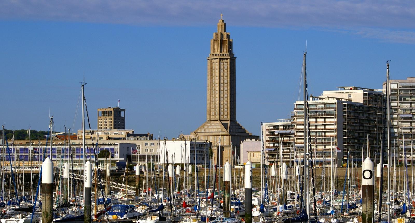 Saint-Joseph, le phare du Havre...