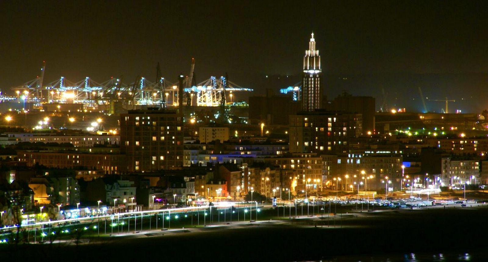 Lumières du Havre