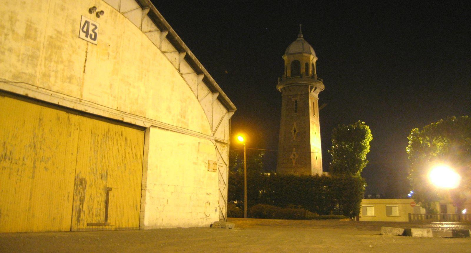 Port autonome du Havre, ancien phare, quai du Brésil