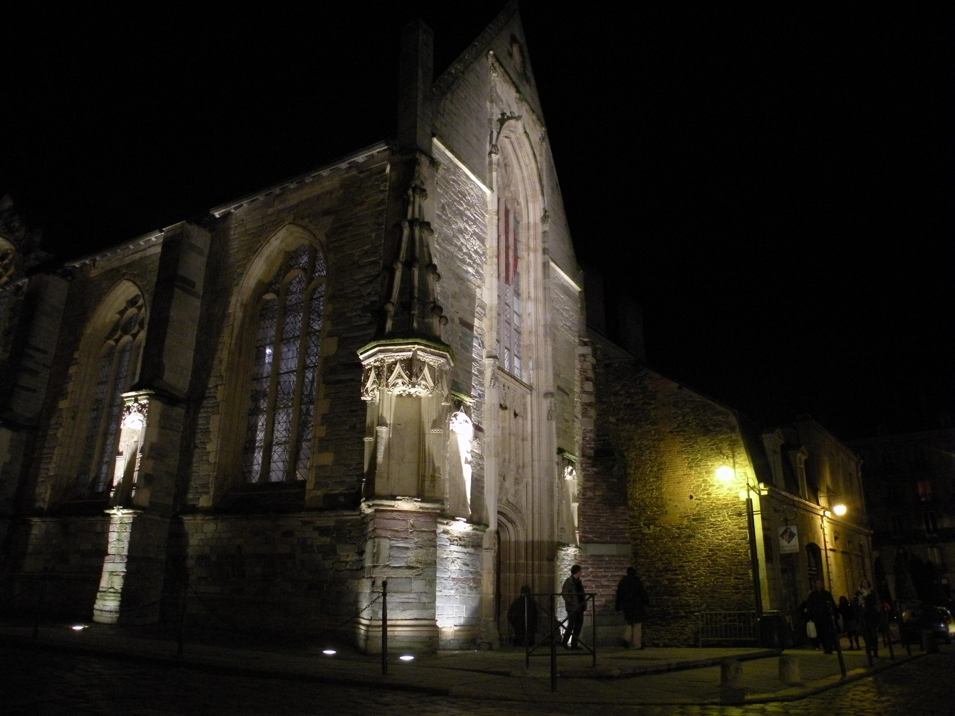 Image : Chapelle Saint Yves
