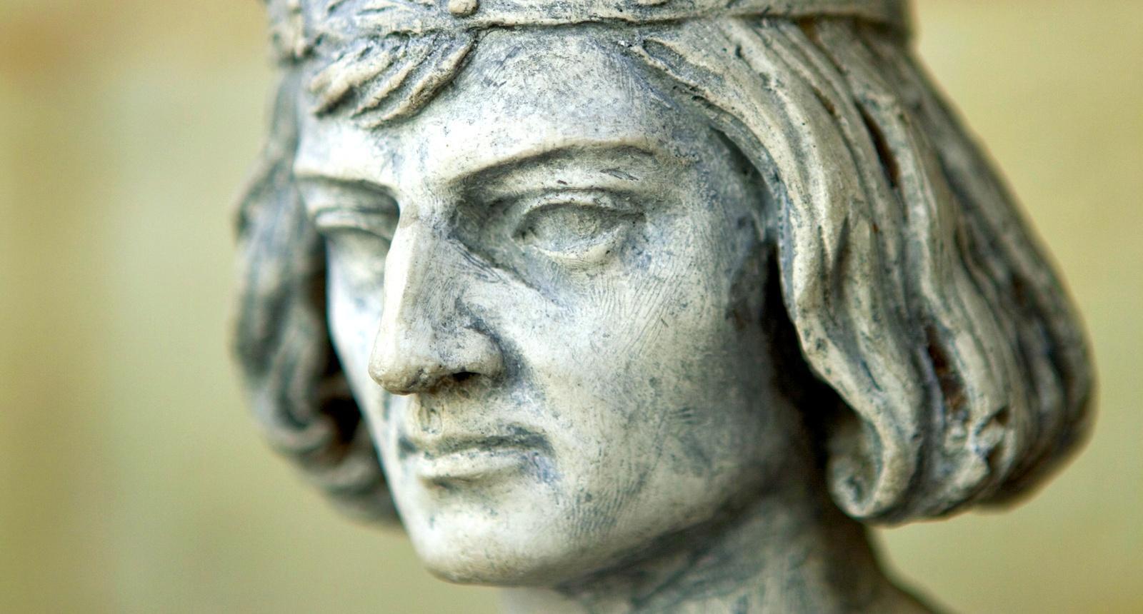 Statue de Philippe II, Angers