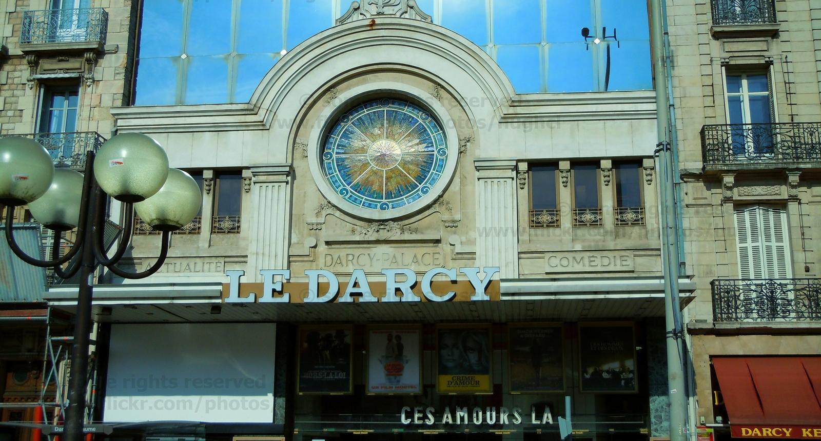 Le Darcy, Dijon