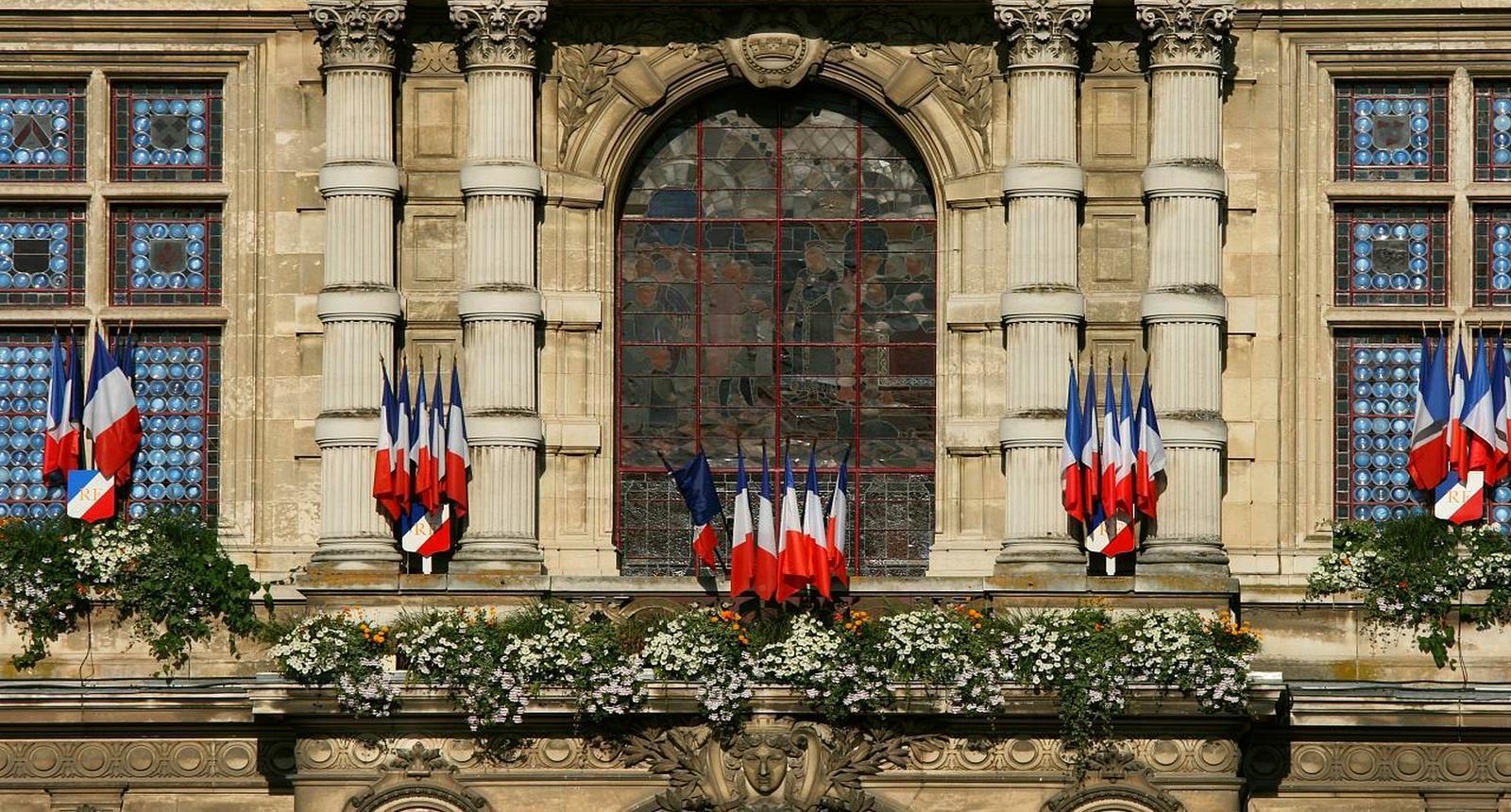 L'Hôtel de Ville de Poitiers