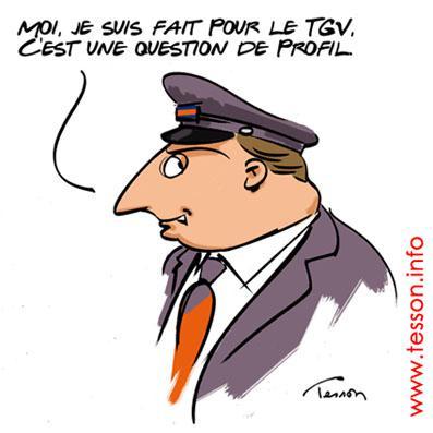 Profil TGV