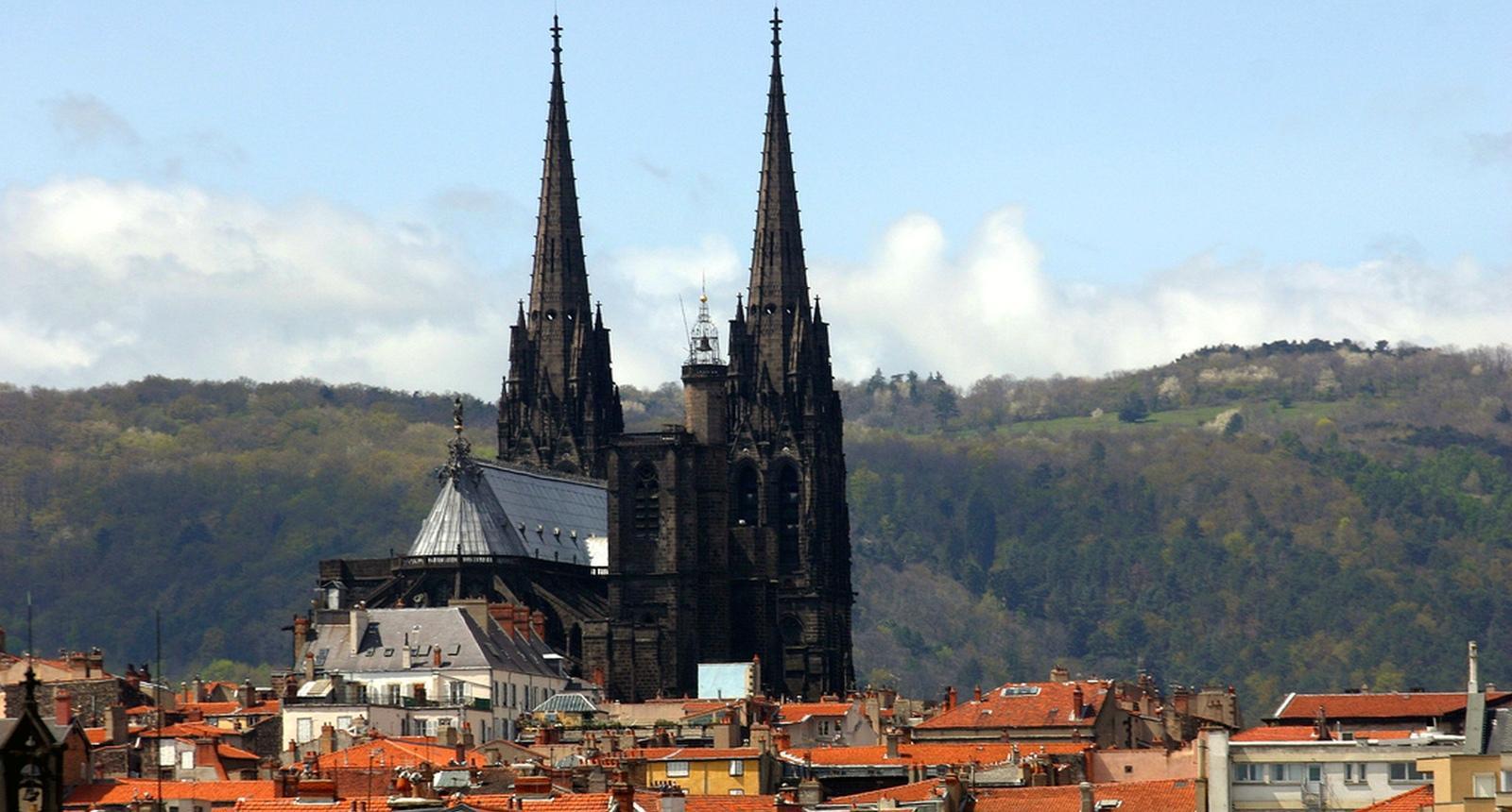 Notre-Dame-de-l'Assomption, Cathédrale de Clermont-Ferrand