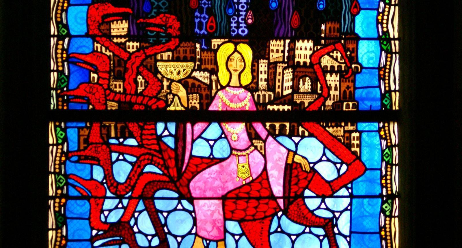 Clermont-Ferrand, Basilique Notre-Dame-du-Port