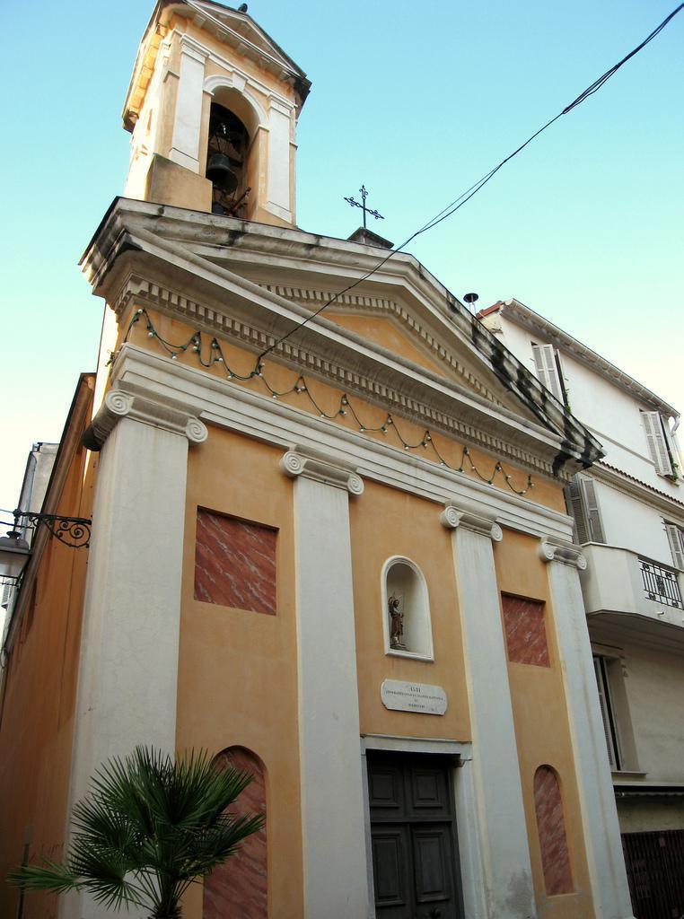 Eglise Saint-Erasme