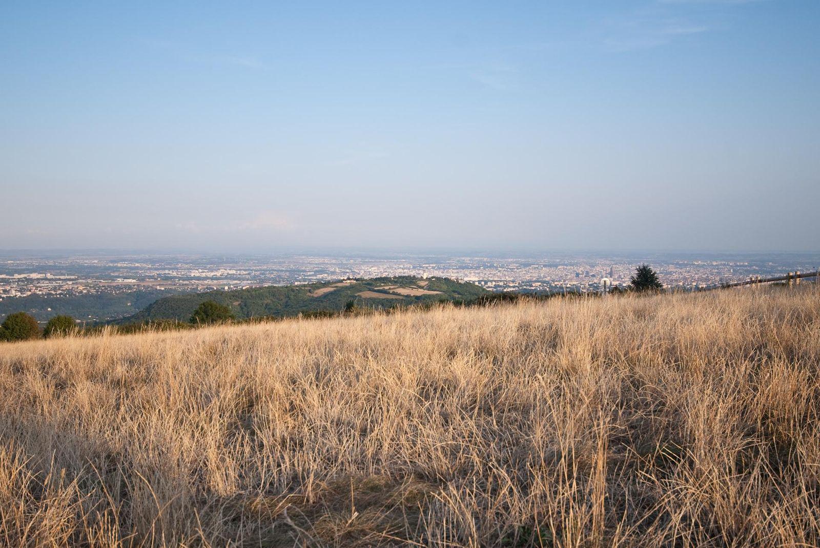 Point de vue du Mont Thou_Lyon