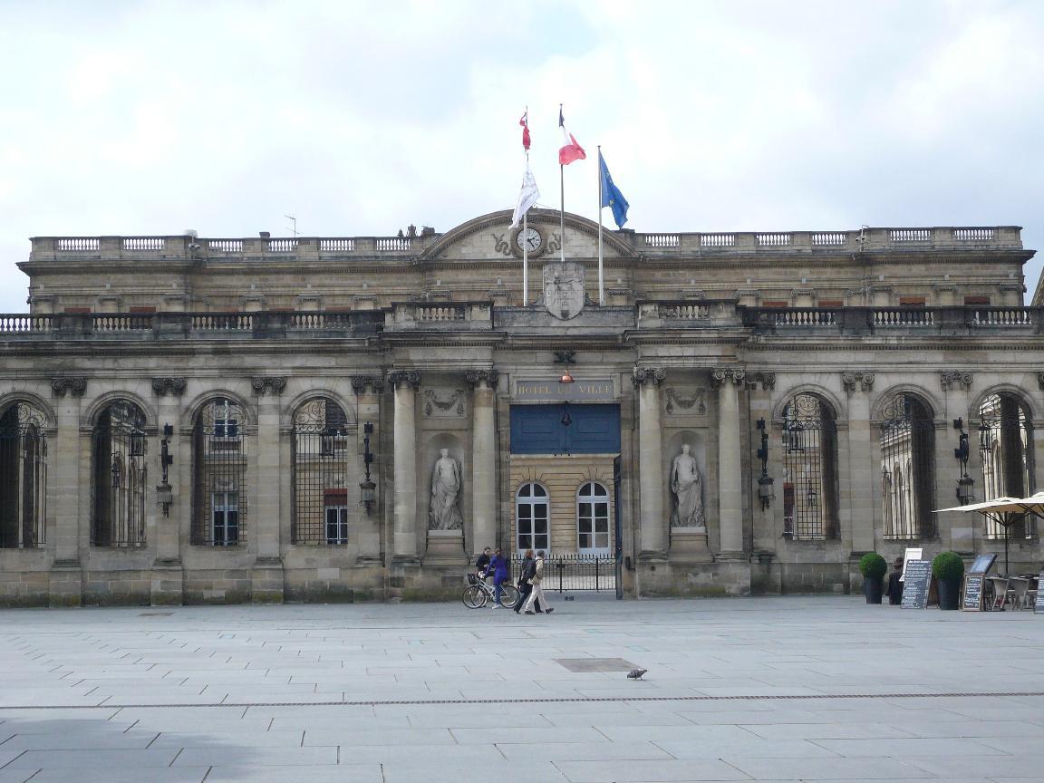 Image : Hôtel de ville - Palais Rohan