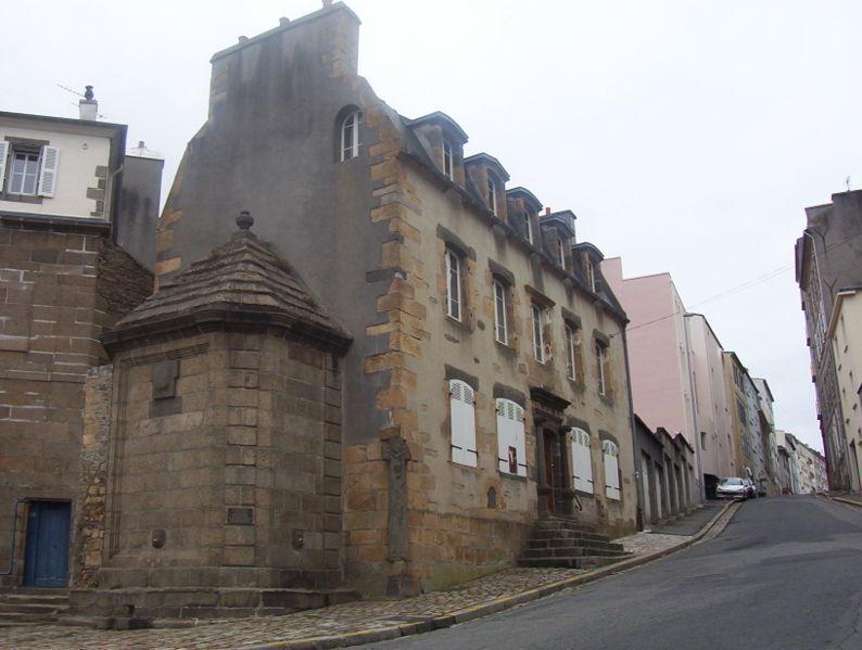 Image : Maison de la Fontaine