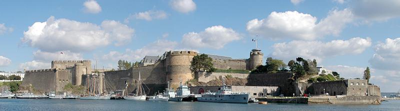 Image : Château de Brest