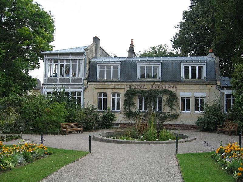 L'Institut botanique