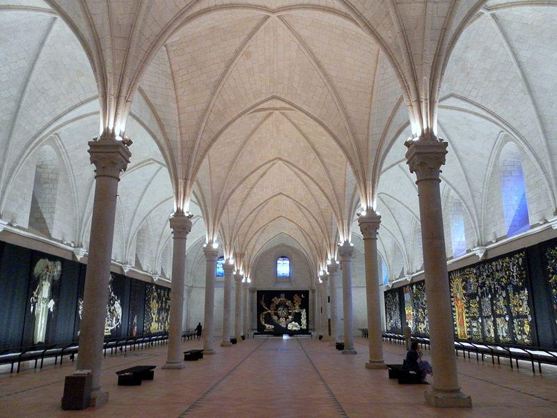 Musée Jean Lurçat - Hopital-St-Jean-Angers