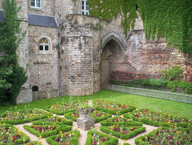 Jardin Pierre de Ronsard