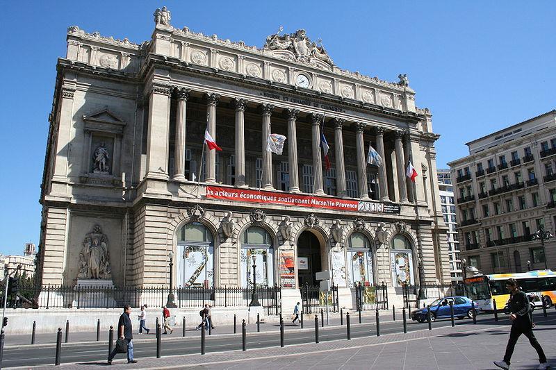 Palais de la bourse marseille 13000 bouches du rh ne 13 for Chambre de commerce bouches du rhone