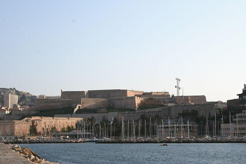 Fort saint nicolas