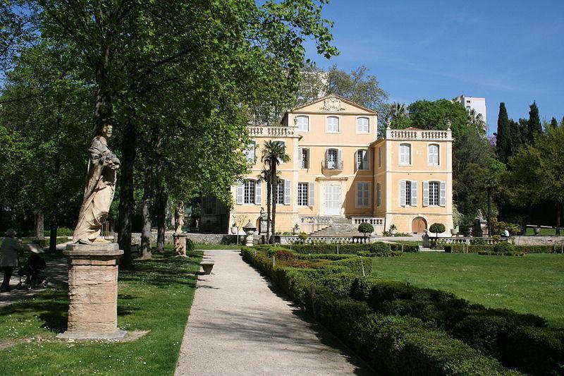 Villa Magalone et jardin