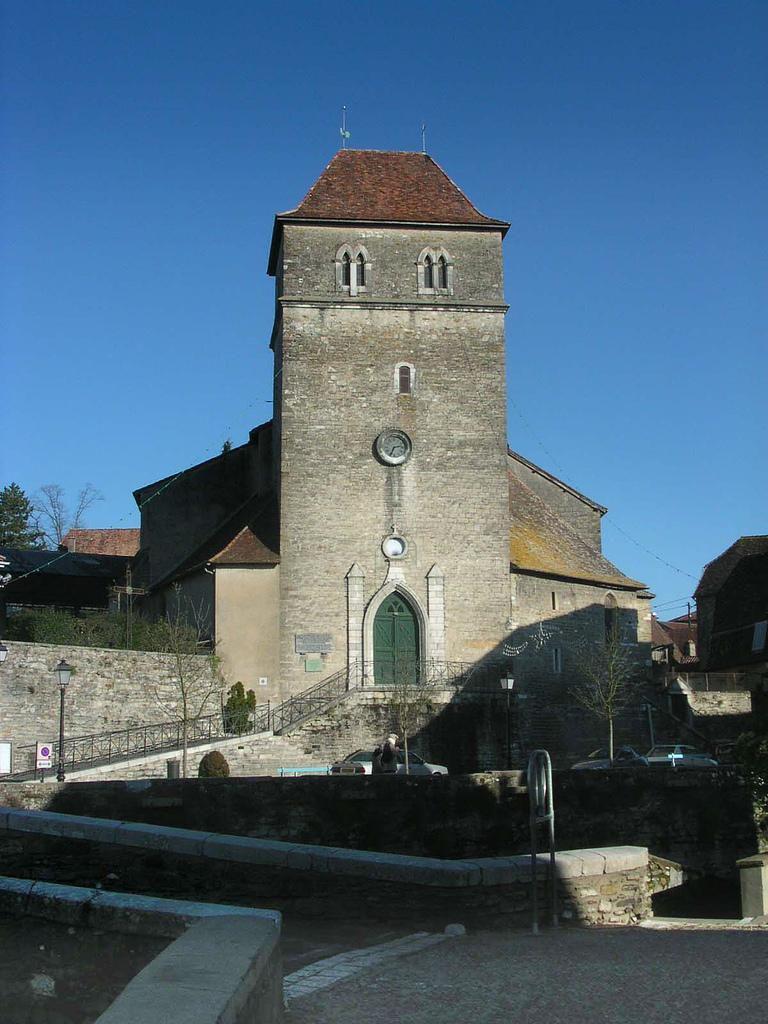 Eglise_Salies de Béarn